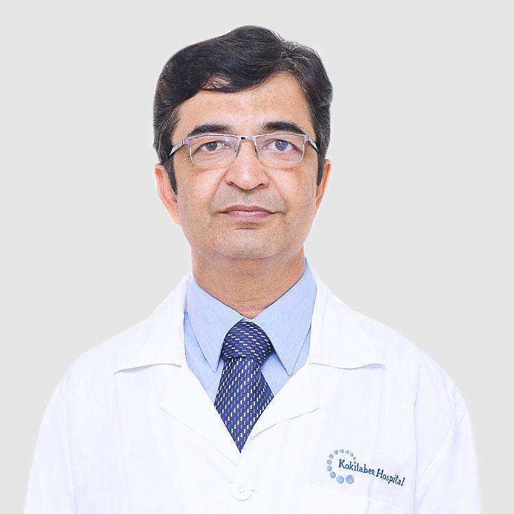 Dr. Deepak U Antani