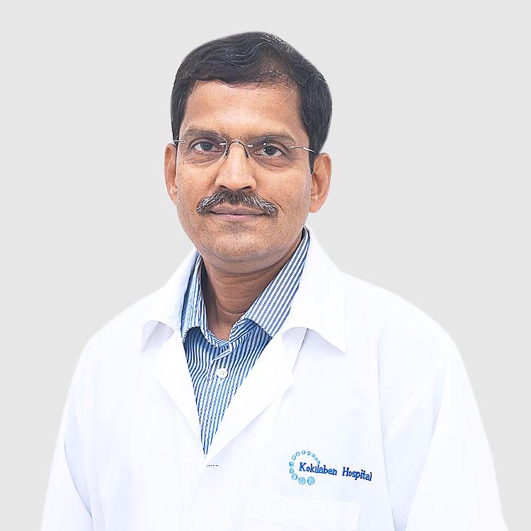 Dr. Sham Sunder Gaonkar