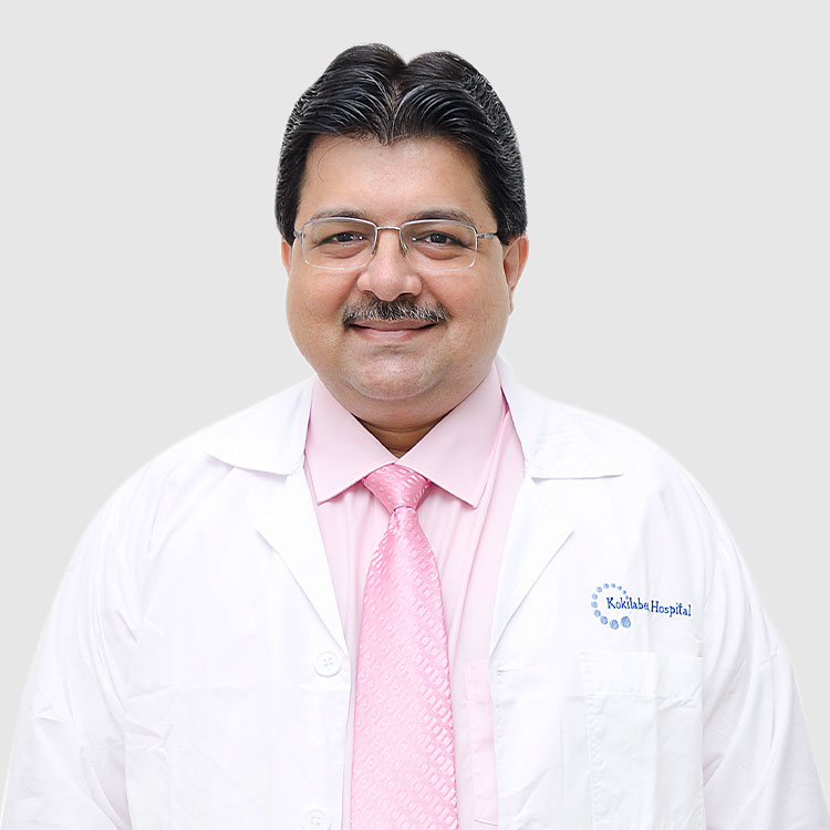 Dr. Shaunak Ajinkya