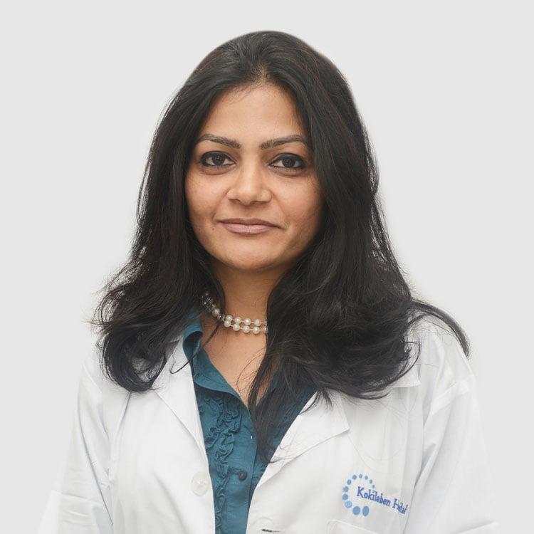 Dr. Sheffali  Shah Sardar