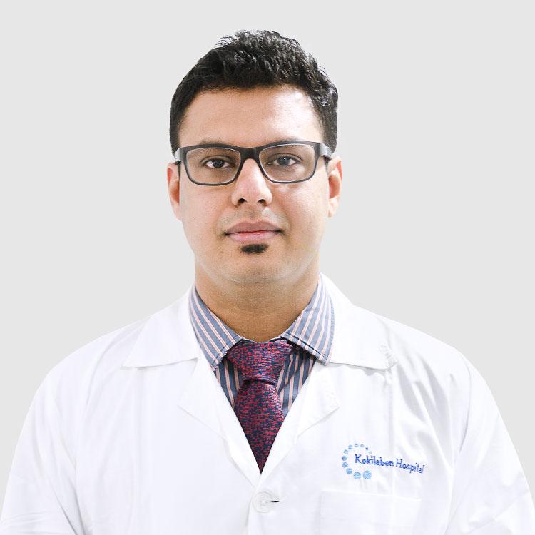 Dr. Nikhil Rabade