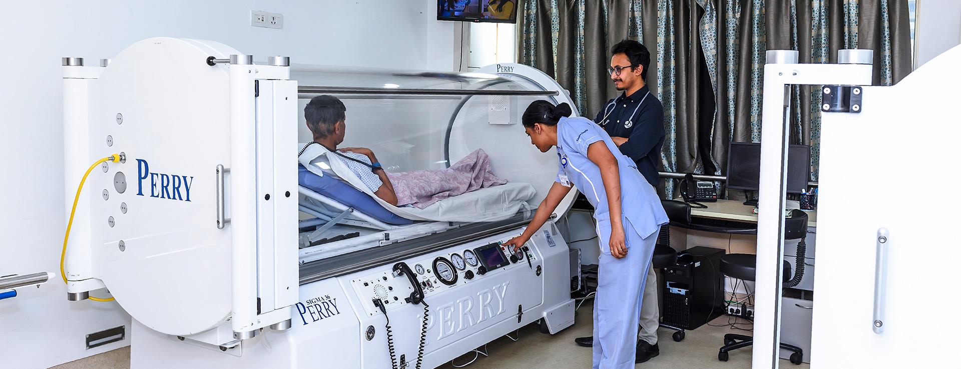 Centre for Management of Unconscious Patients