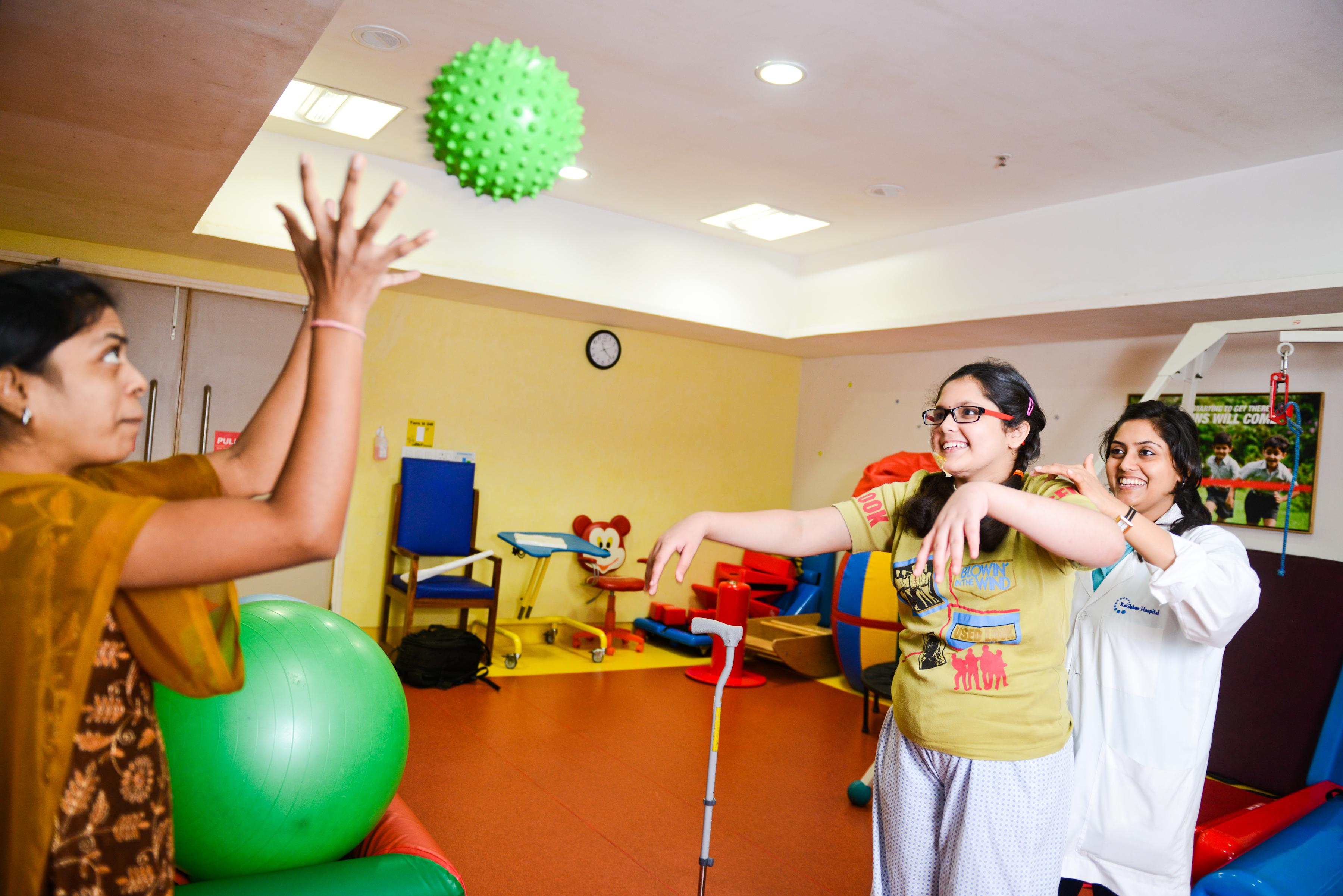 Paediatric Rehabilitation