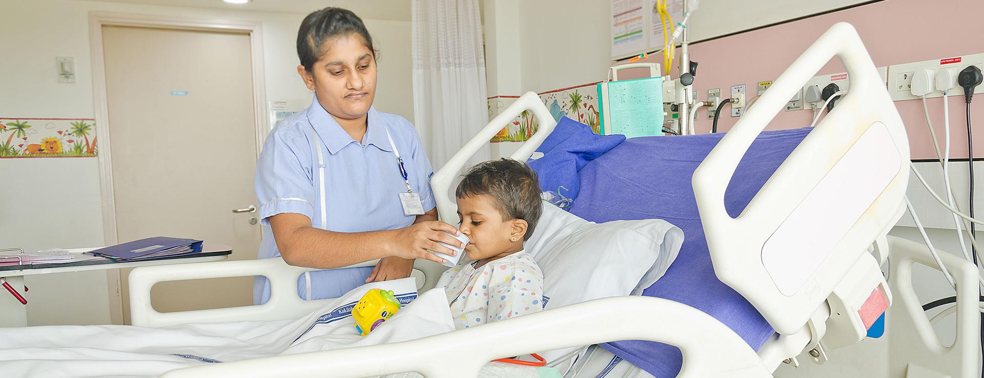 Paediatric Oncology