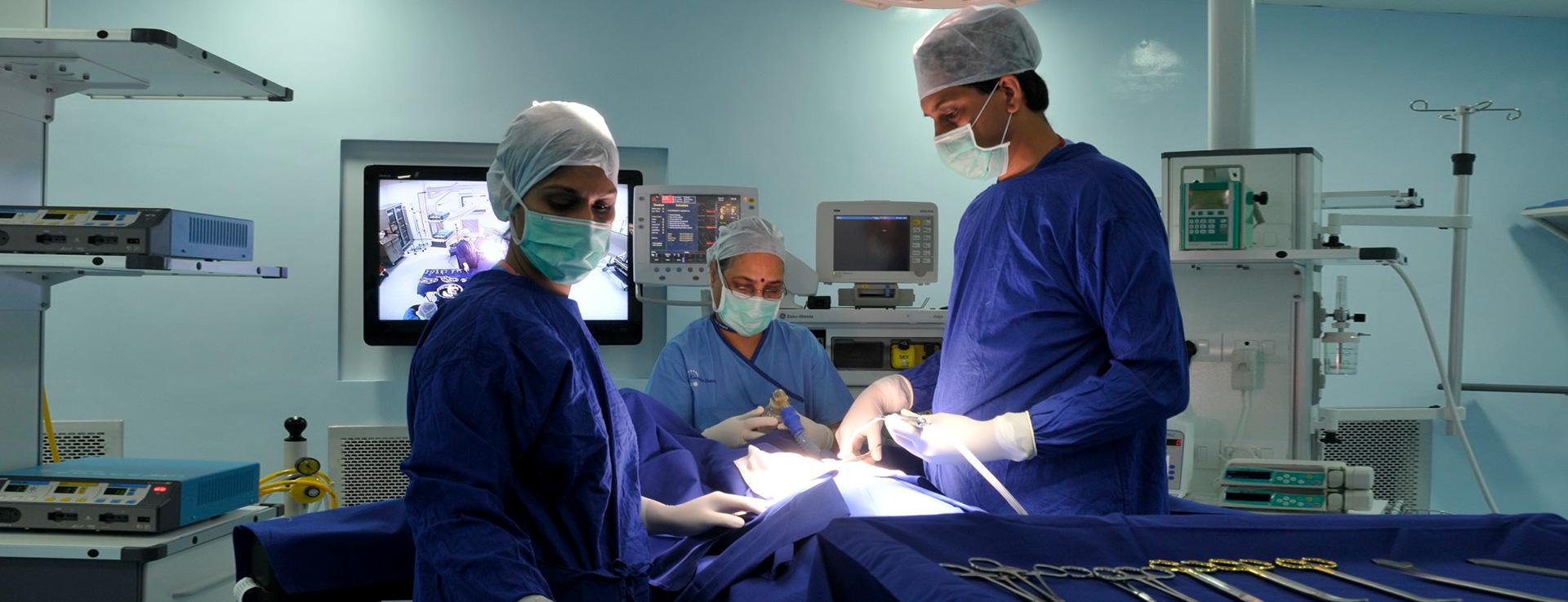 Minimally Invasive Coronary Bypass Surgery (Key Hole Bypass Surgery)