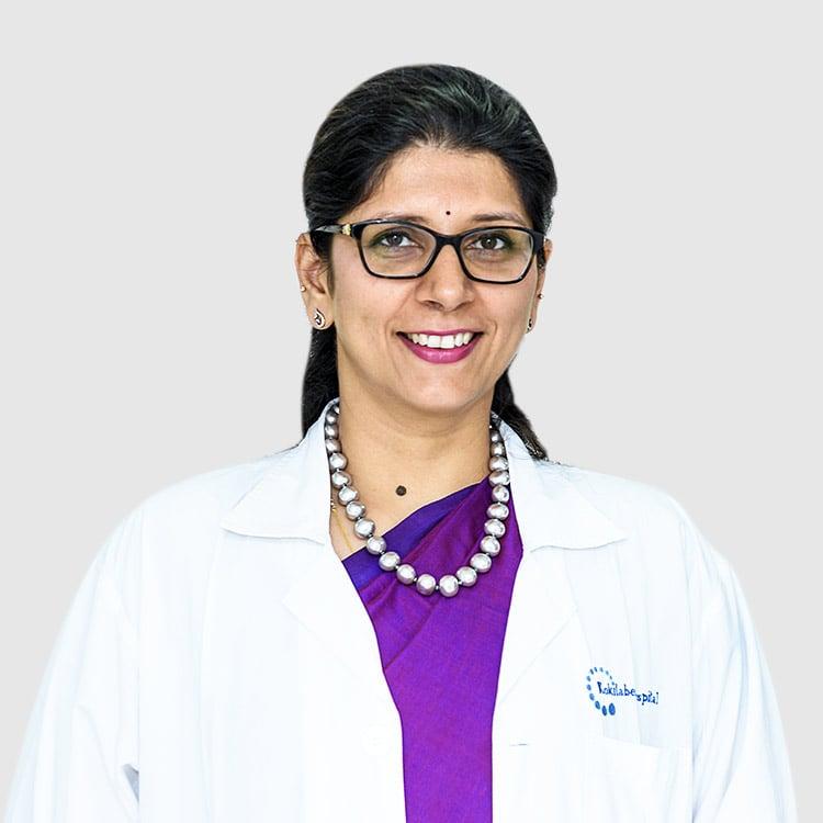 Dr. Anshumala Shukla-Kulkarni