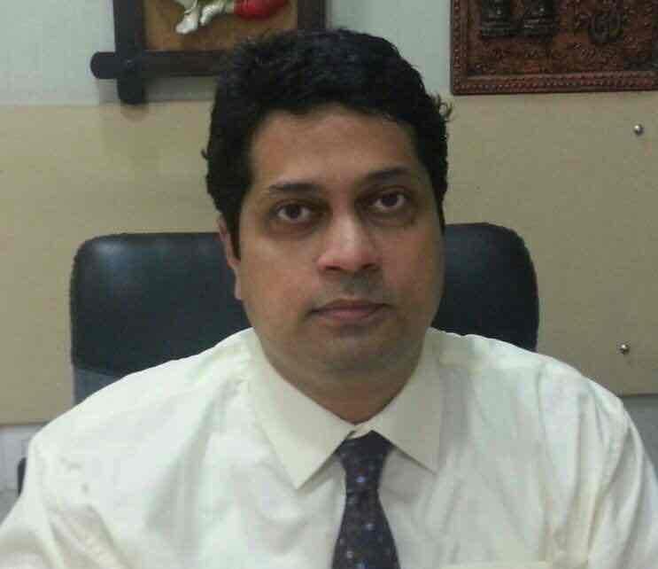 Dr. Mandar Nadkarni