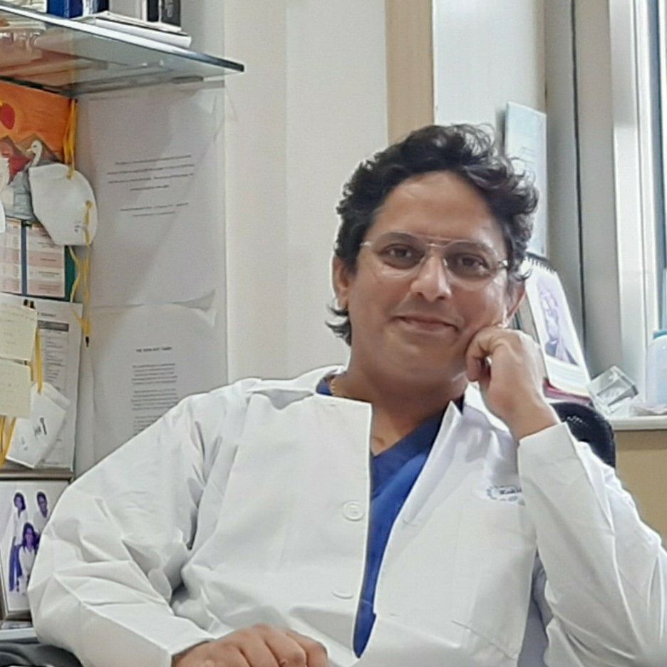 Dr. Vidyadhar S. Lad