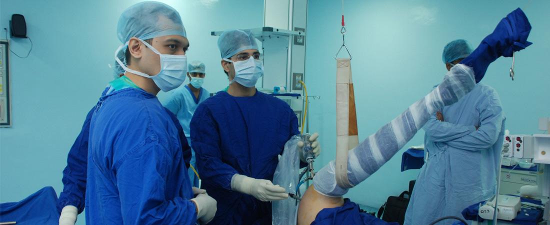 Arthroscopy & Sports Orthopaedics