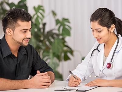 Pre-Marital Health Checkup - Male