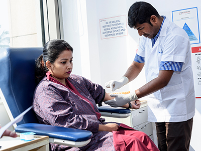 Executive Health Checkup - Female