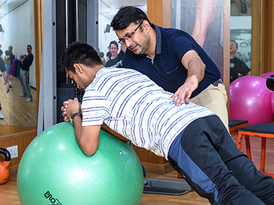 Sports Rehabilitation Head Physio