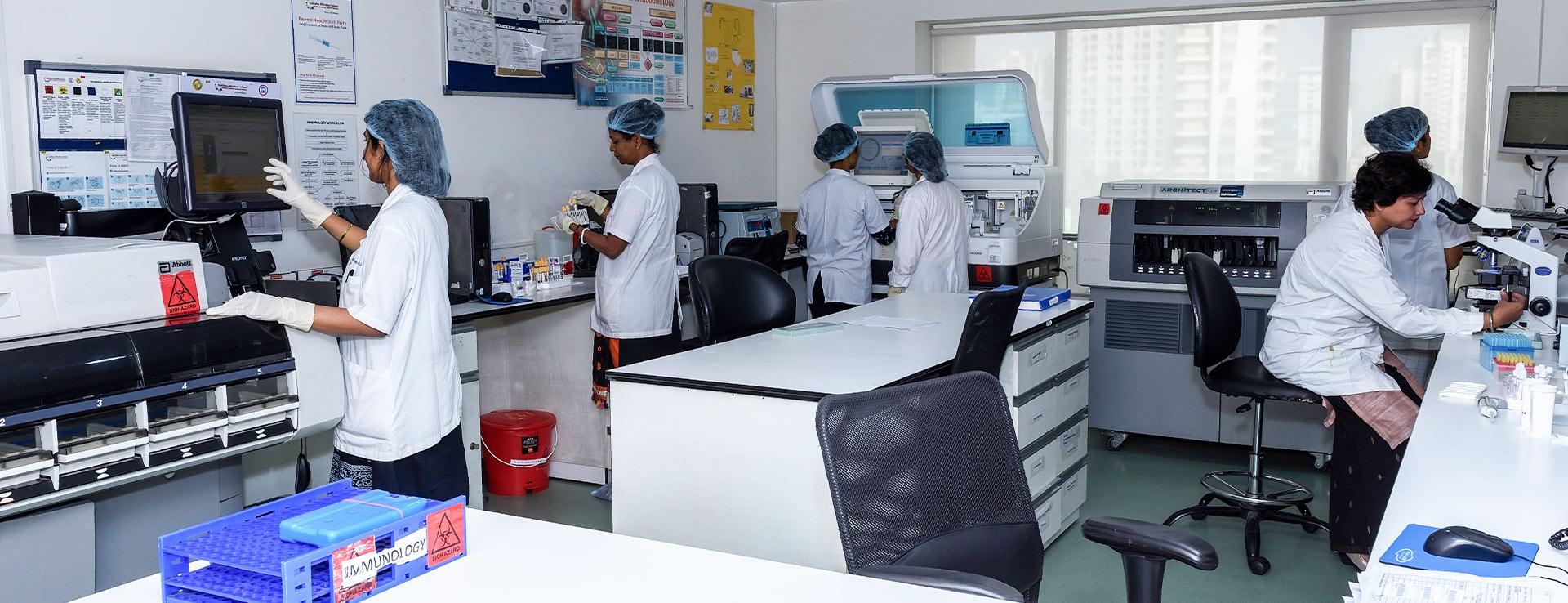 immunology-laboratory