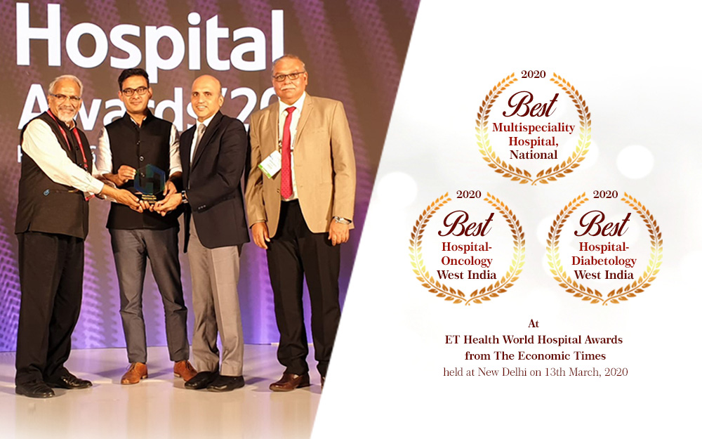 KDAH wins Best Hospital - National award
