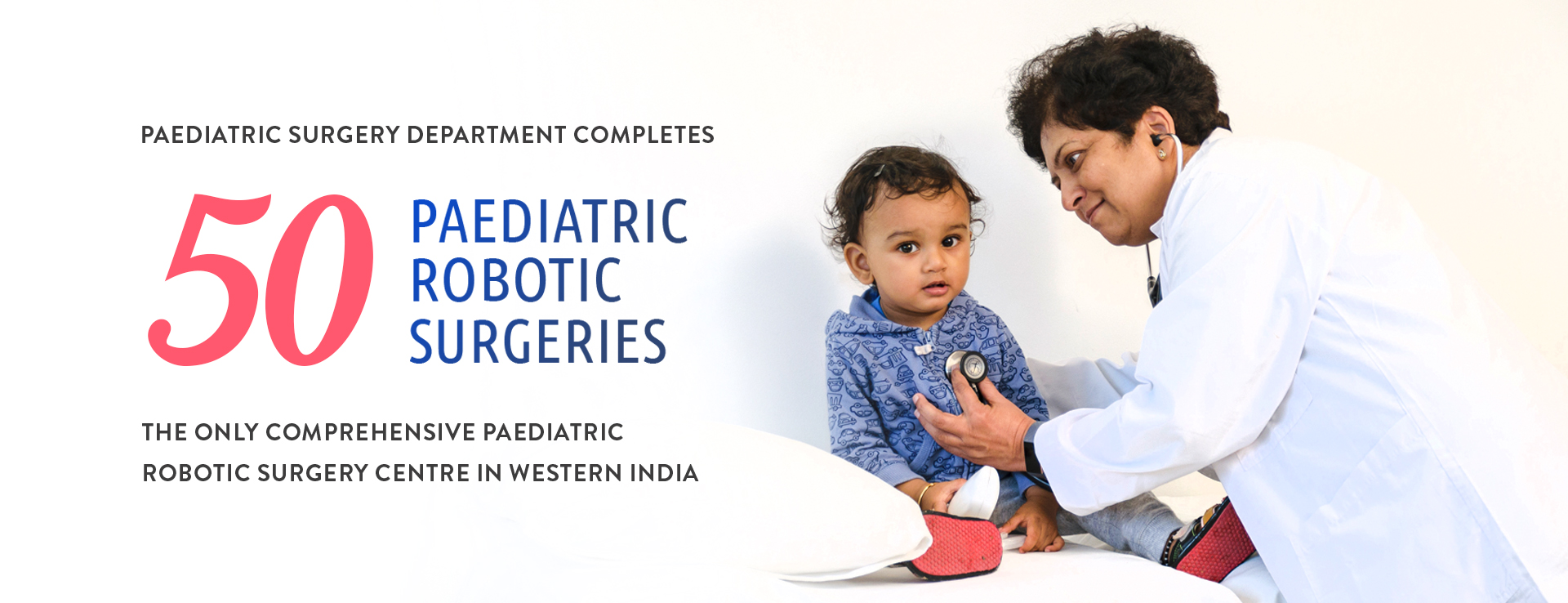 Children's Surgery Centre in Mumbai