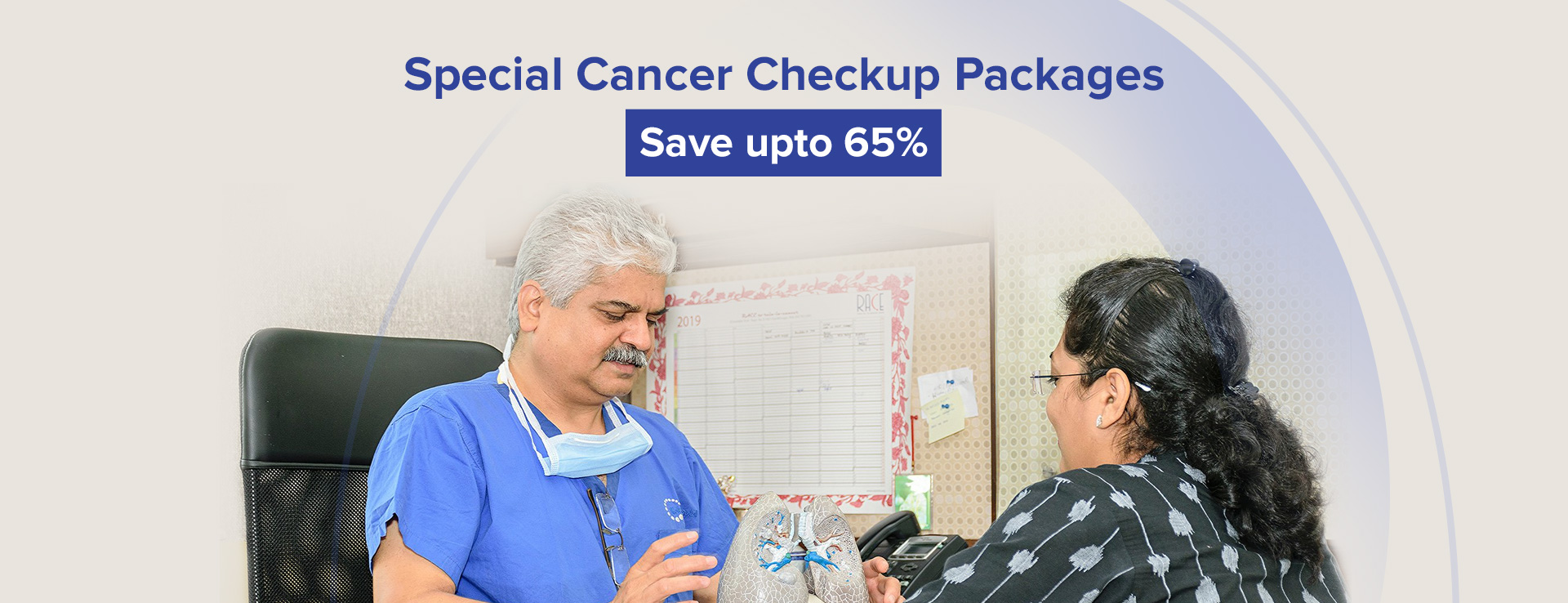 Cancer Health Checkup Packages