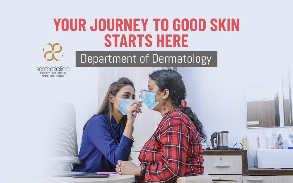 Start your skin care