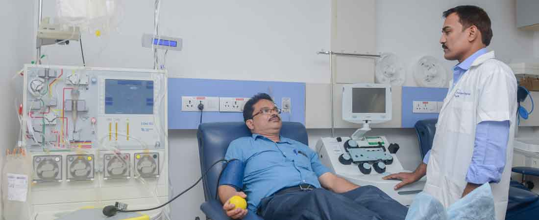 Blood bank-Plateletpheresis