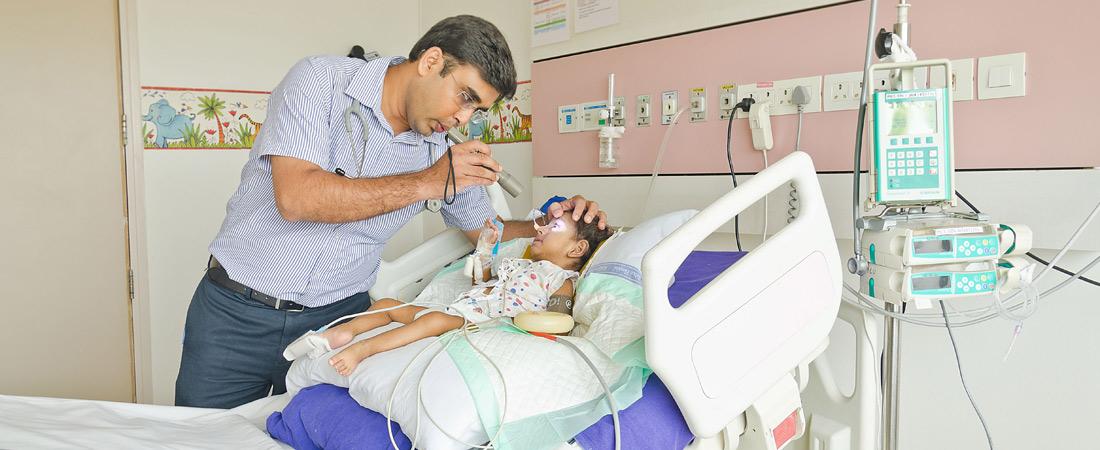 Paediatric Infectious Diseases Treatment - Kokilaben Hospital