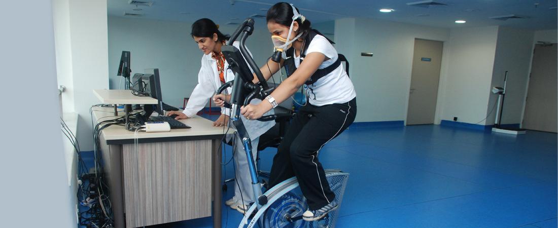 Pulmonary Rehabilitation Services in Mumbai, India - Kokilaben Hospital