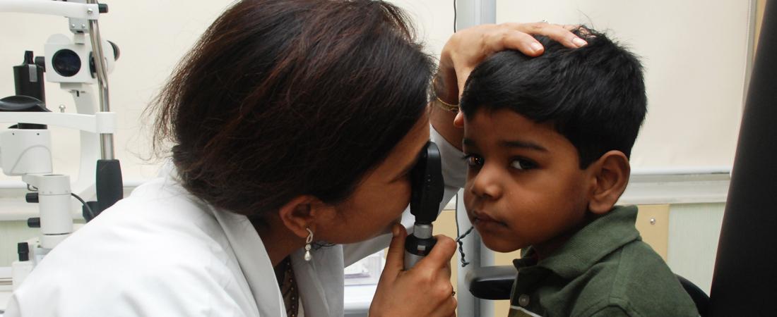 Best Ophthalmology Clinic in Mumbai, India - Kokilaben Hospital