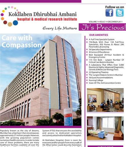 December 2011 Vol I Issue I
