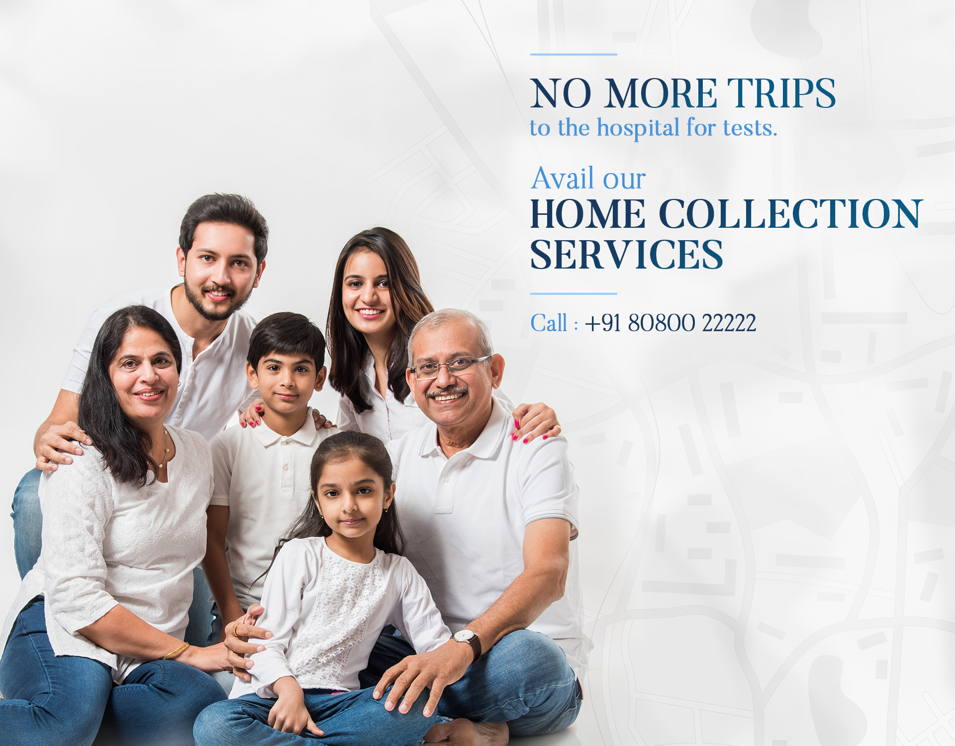 Blood Home Collection Services Mumbai