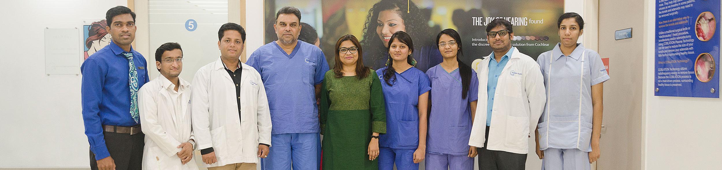 Balloon Sinuplasty, Sinus Surgery Treatment in Mumbai