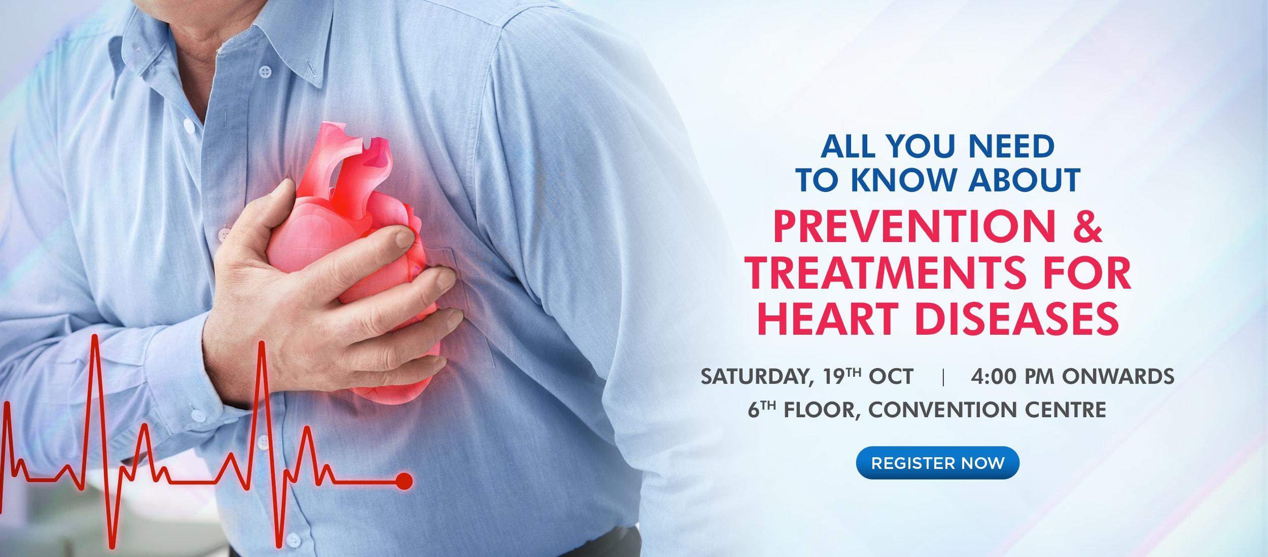 Heart Disease Seminar