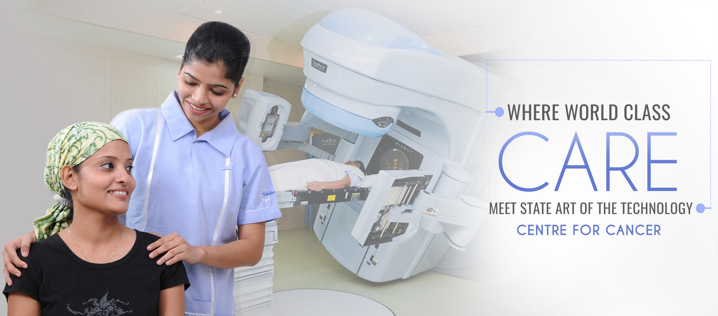KDAH - Meet State Art Of The Technology Centre For Cancer