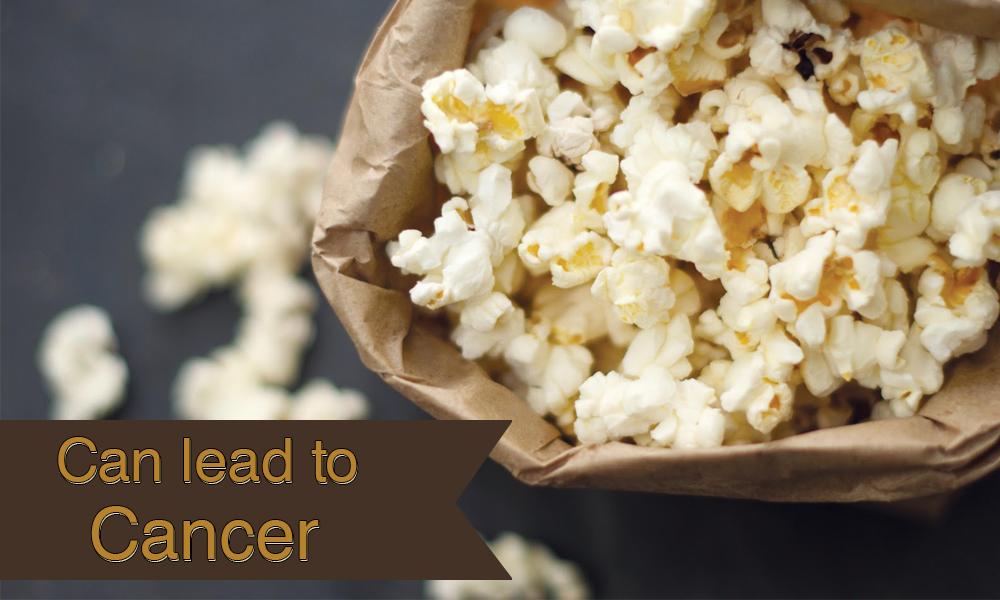 Dangers of Microwave Popcorn - Health Tips from Kokilaben