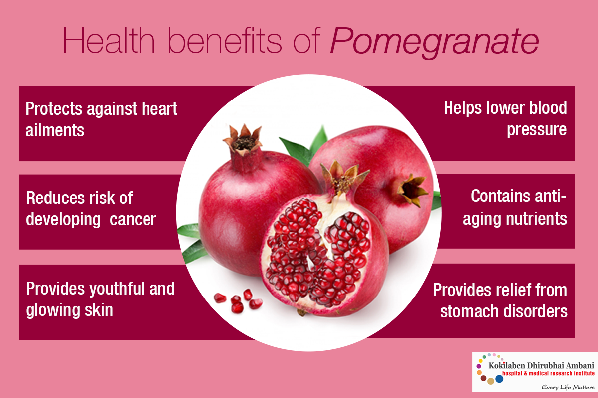 What is pomegranate 67