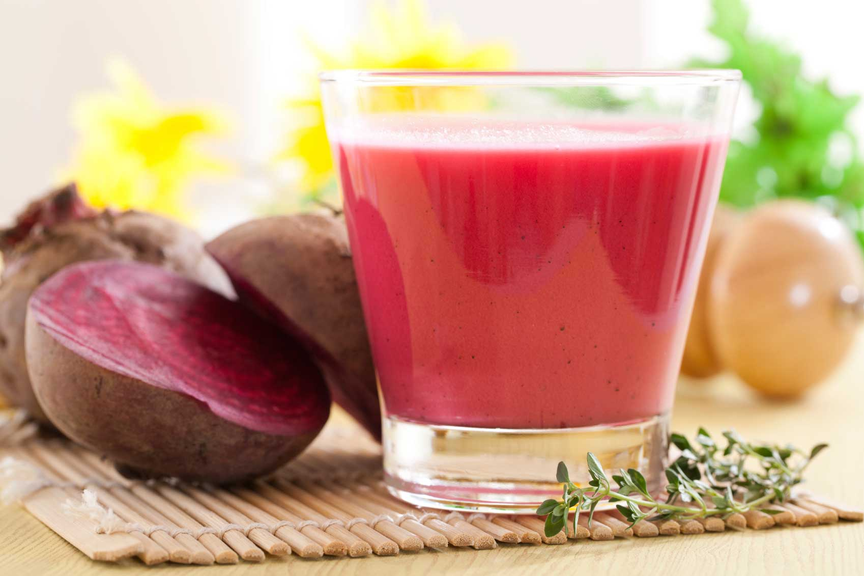 Add Beet root juice in your diet today!