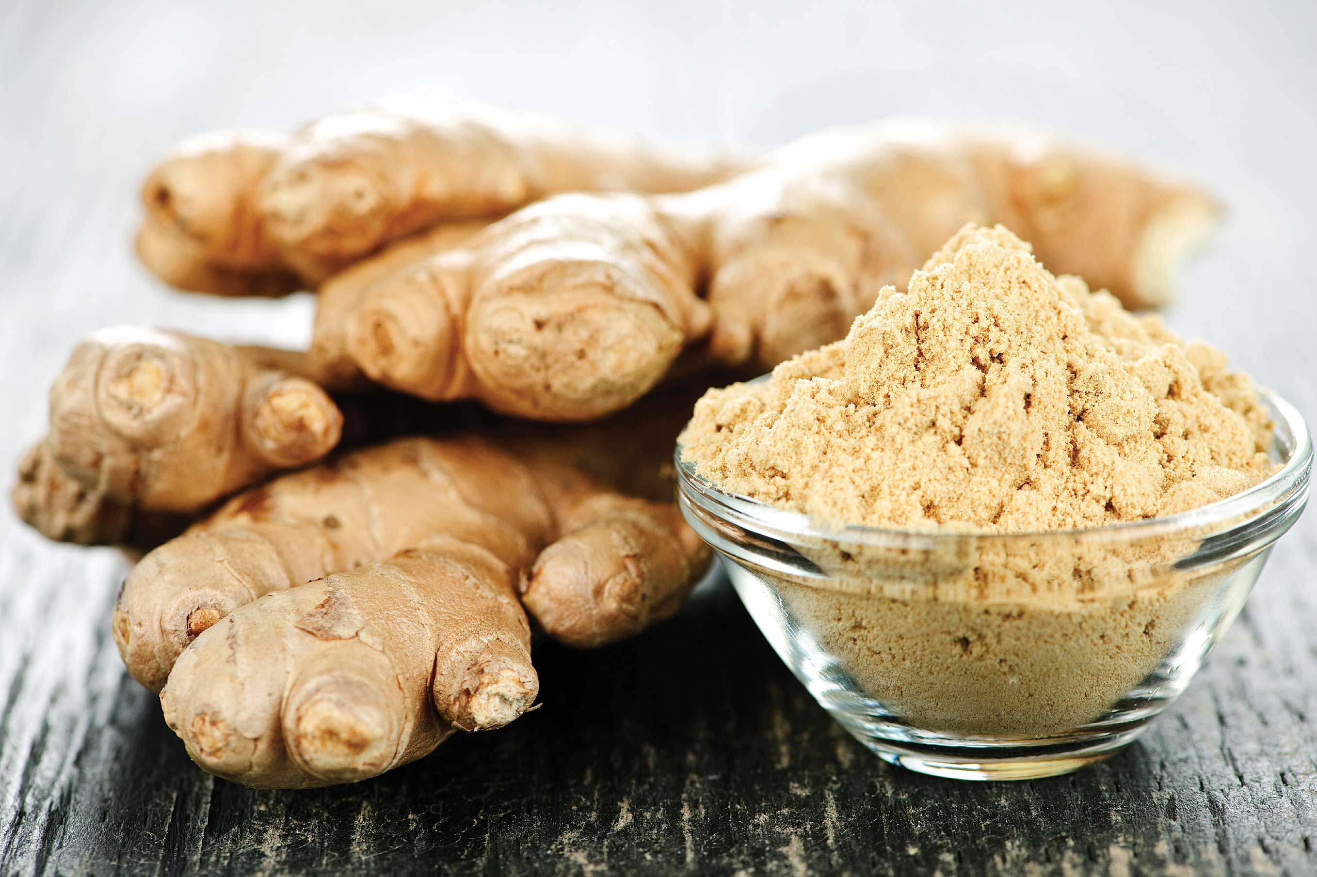 Make the best of ginger this winter