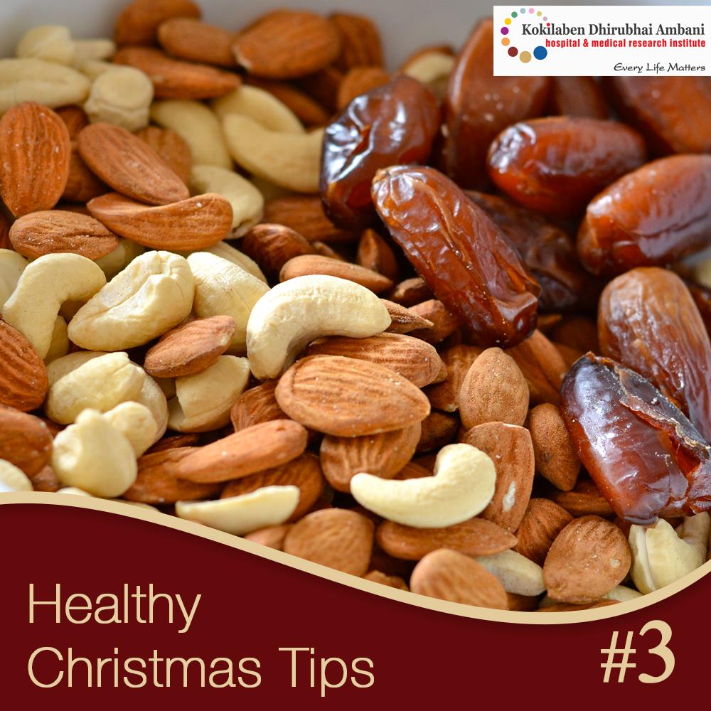 Healthy Christmas Tip