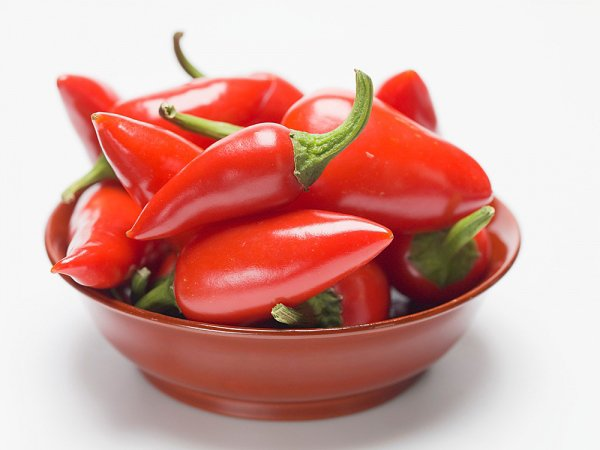Chillies offer more than just a spicy taste!