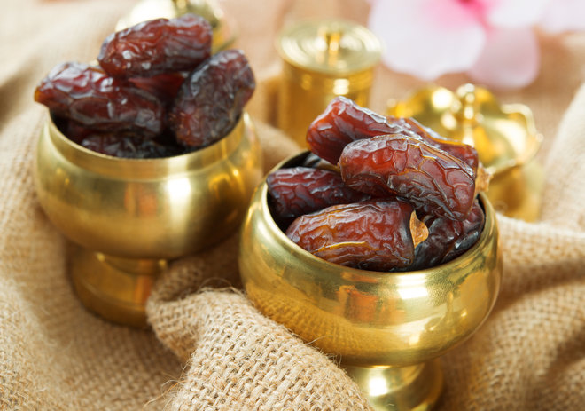 Dates are delicious and extremely healthy