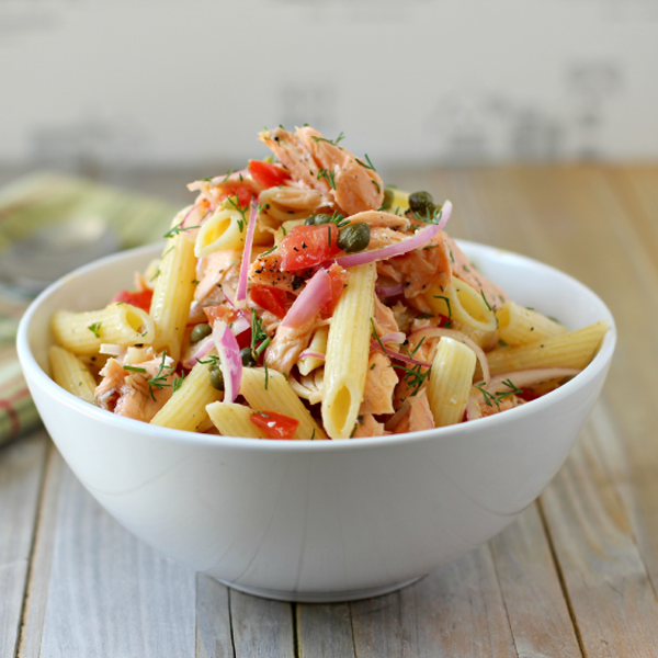 Craving for pasta? … Switch to a healthier version.