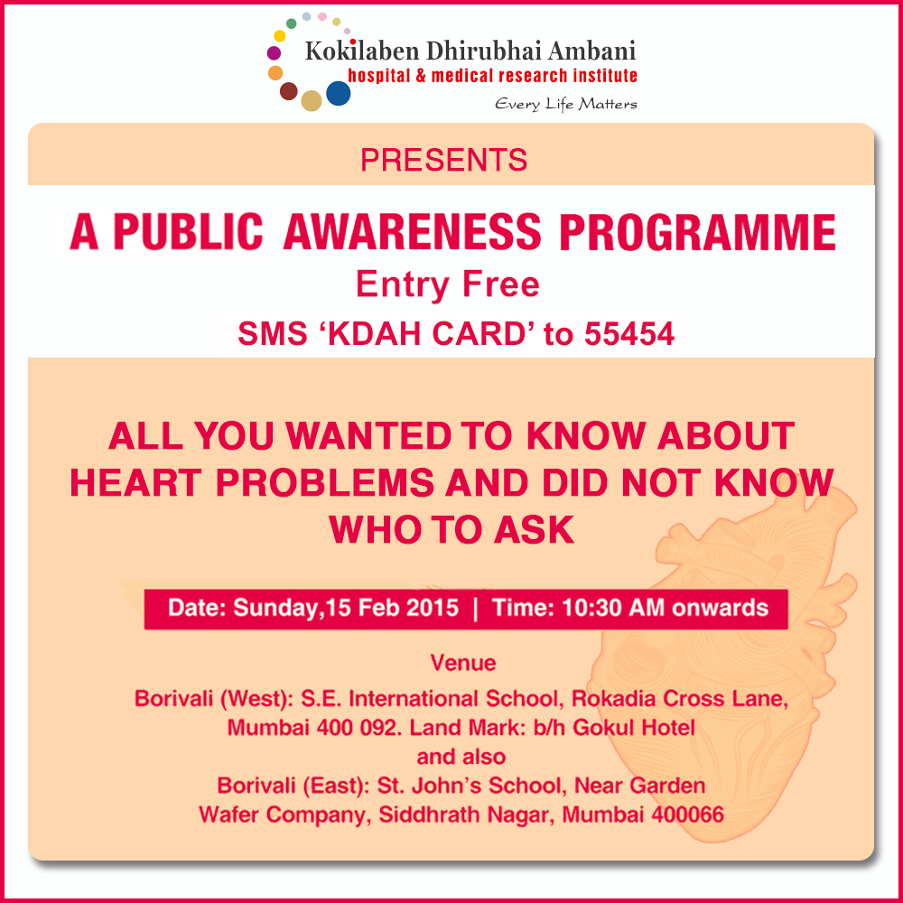 A Public Awareness Programme