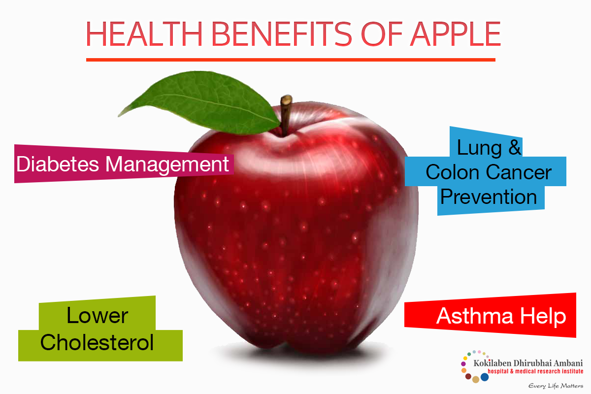 Find out why the common apple has uncommonly huge health benefits