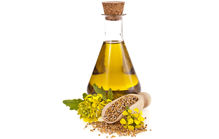 Protect your skin with Mustard Oil!