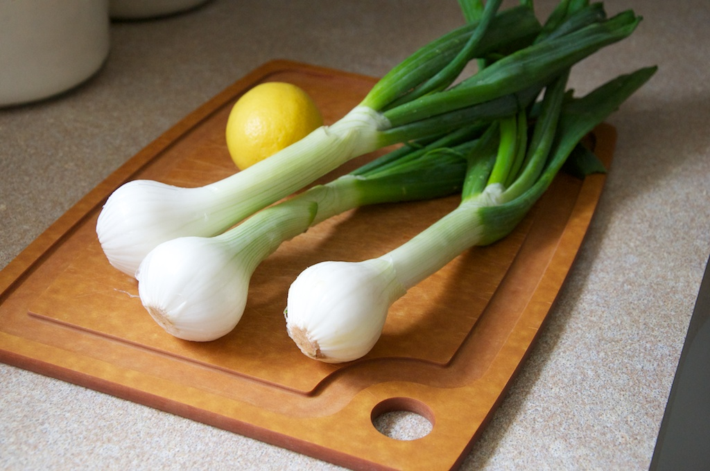 This Spring, Load up on Spring Onions!