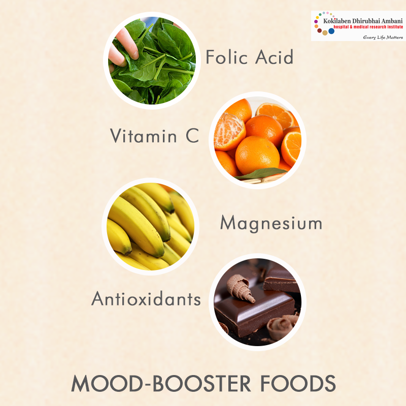 Feeling Blue? Eat the right Food for a better Mood!