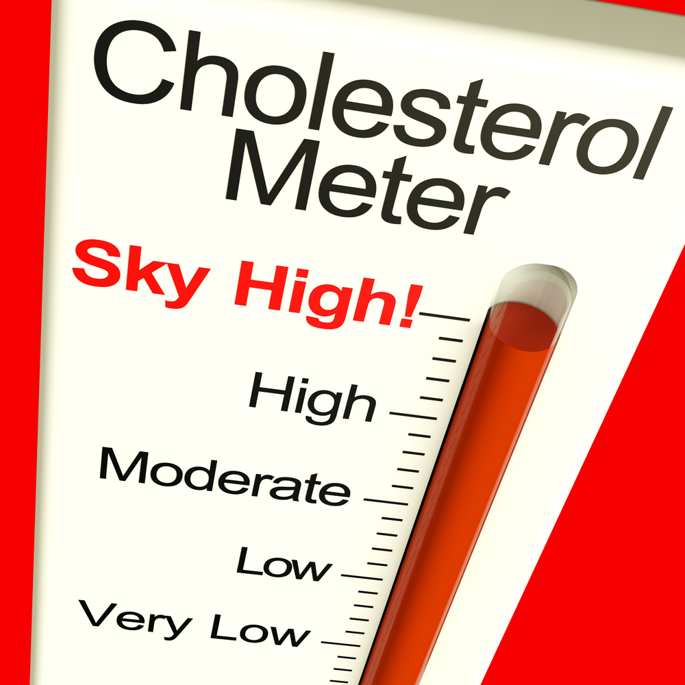 Wondering why your cholesterol levels are high in spite of a healthy diet & lifestyle?