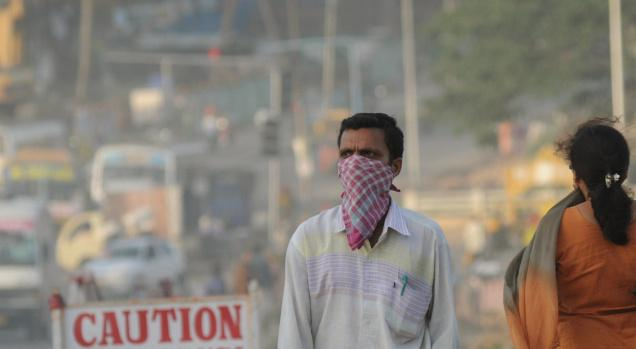 Air pollution linked to silent strokes