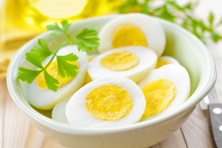 What Are the Health Benefits of Hard-boiled Eggs?