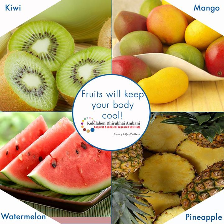 Beat the heat with these fruits