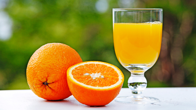 Orange: A Perfect Summer Fruit
