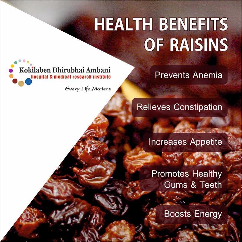 What Are the Benefits of Eating Raisins Every Day