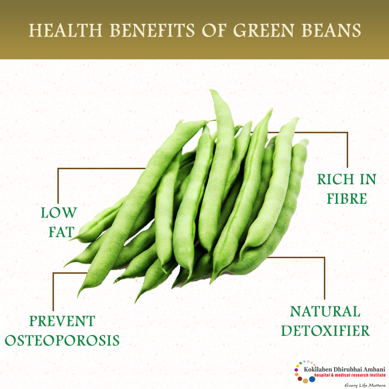 This Monsoon, keep infections at bay with Green Beans!